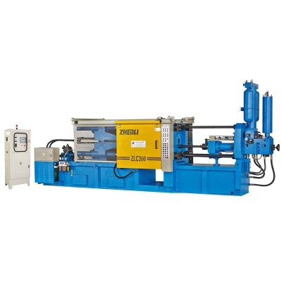 Máquina de fundición a presión de aleación de magnesio de cámara fría