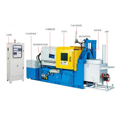 ZLC-500T intelligent and environment-friendly aluminum alloy cold chamber die casting machine