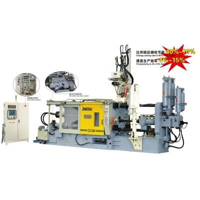 Máquina de fundición a presión de cámara fría de ahorro de energía servo