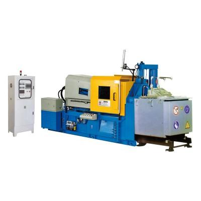 Máquina de fundición a presión de aleación de magnesio de cámara caliente