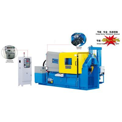 Máquina de fundición a presión de cámara caliente de ahorro de energía servo